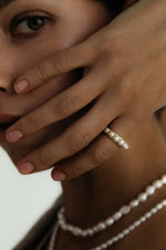 SAMPLE Annabelle Pearl Ring