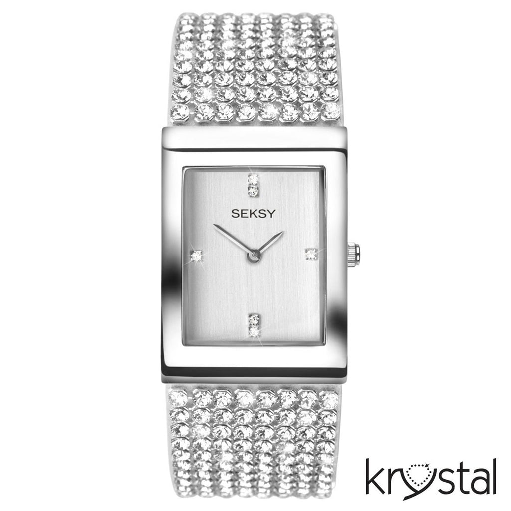 Seksy Krystal Watch 2375