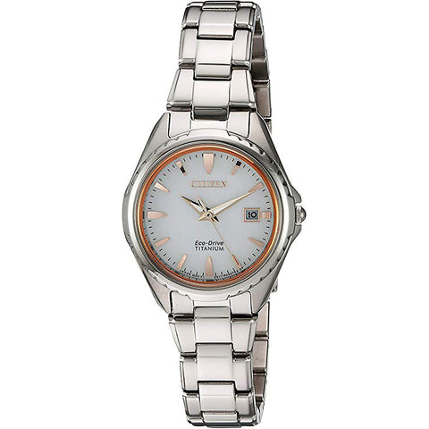 Citizen Eco-Drive Ladies Watch EW2410-54A