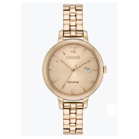 Citzen Eco-Drive Ladies Watch EW2443-55X