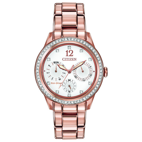 Citizen Eco-Drive Ladies Silhouette Watch FD2013-50A