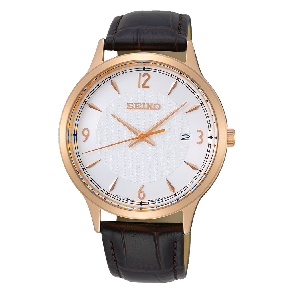 Seiko Gents Watch SGEH88P1