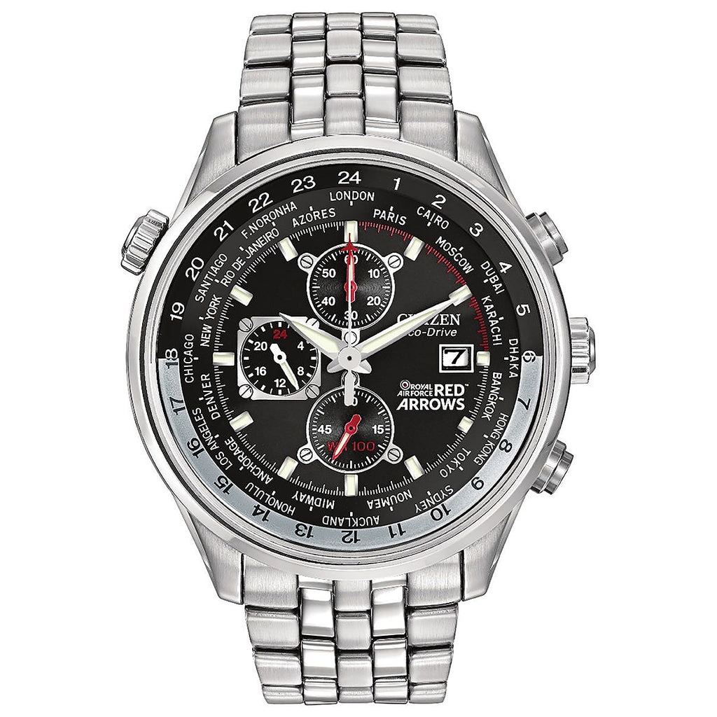 Citizen Eco-Drive Red Arrows Gents Watch CA0080-54E
