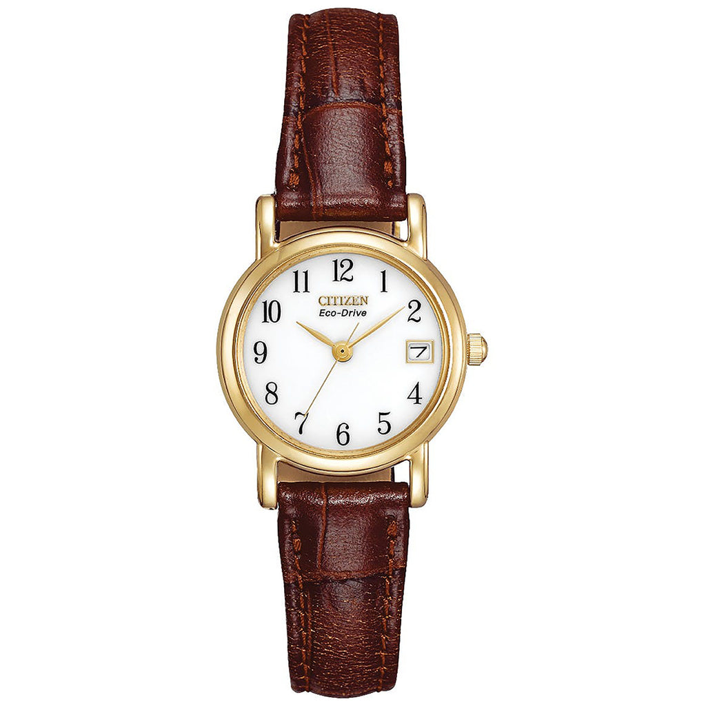Citizen Eco-Drive Ladies Watch EW1272-01A