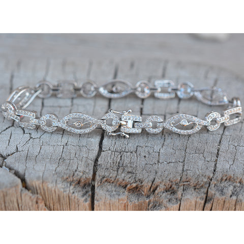 Secondhand Diamond Bracelet