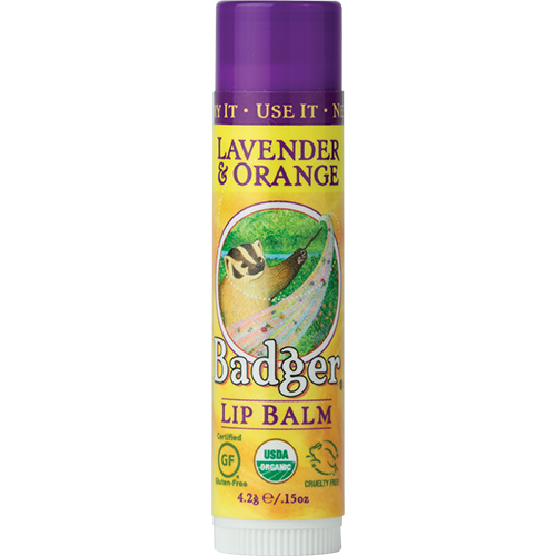 Classic Lip Balm - Lavender & Orange