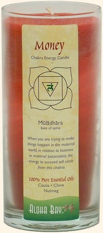 Chakra Energy Candle - Money