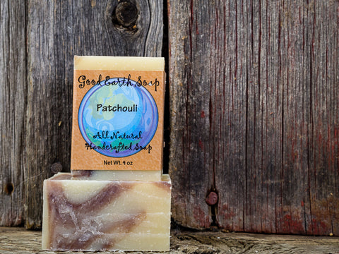 Good Earth Handmade Soap - Patchouli