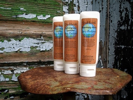 Good Earth Soy Lotion
