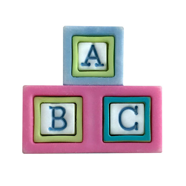 Baby Blocks - B1099 - Buttons Galore and More