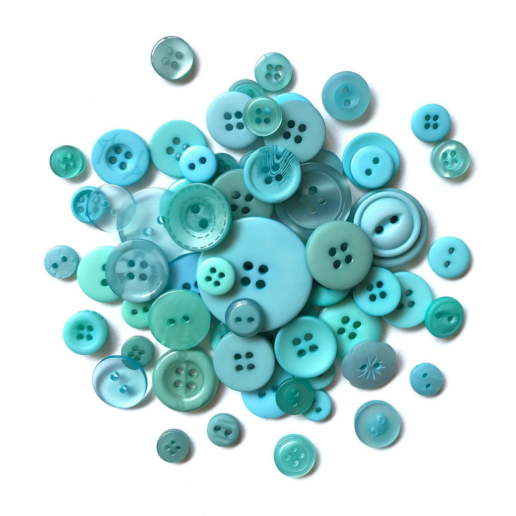 Bali Blue-MJ108 - Buttons Galore and More