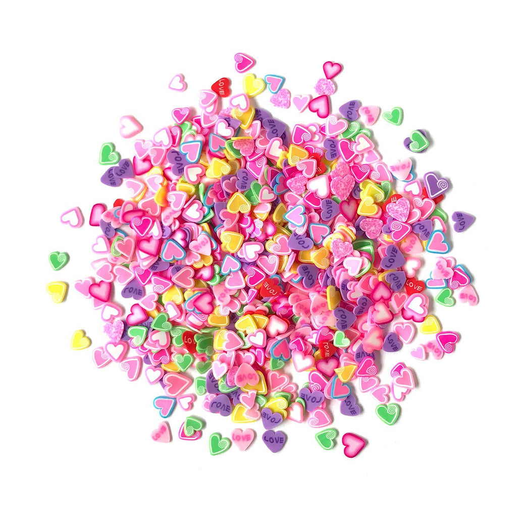 Candy Hearts-NK110 - Buttons Galore and More
