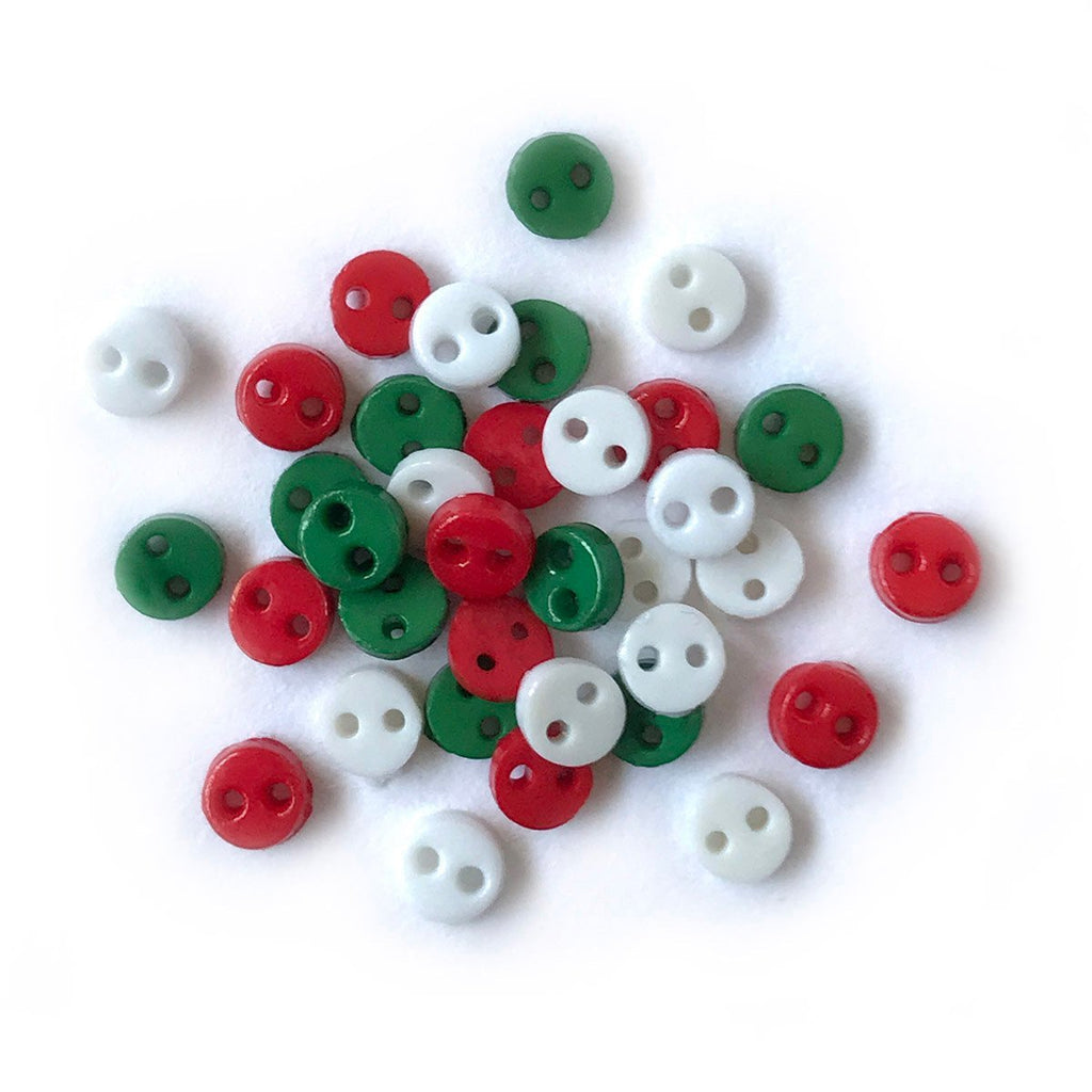 Christmas Micro-1801 - Buttons Galore and More