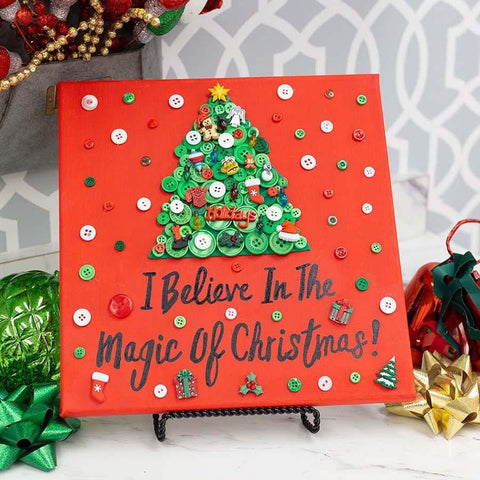 Christmas Tree Canvas Bundle
