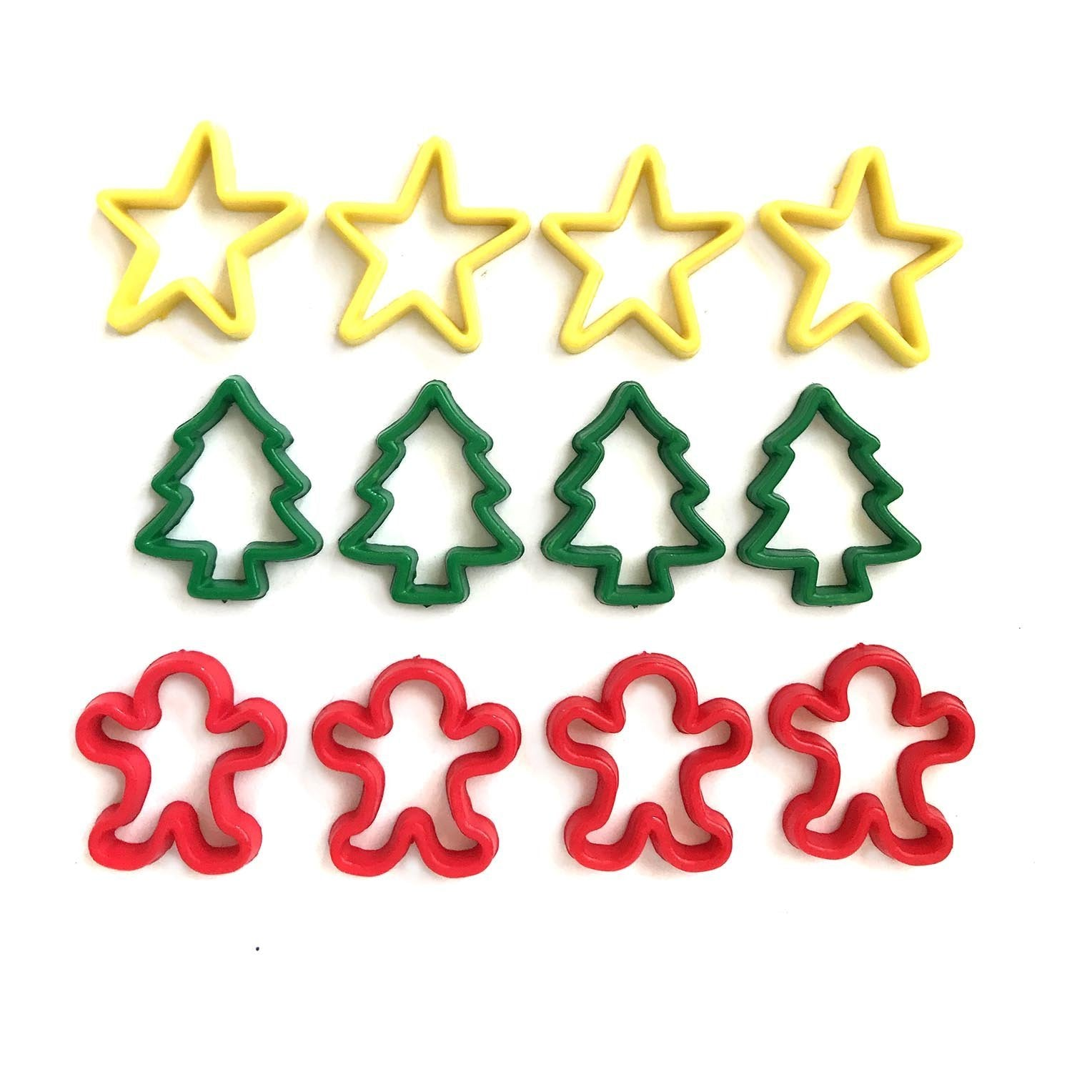 Colorful Cut Outs - 4832