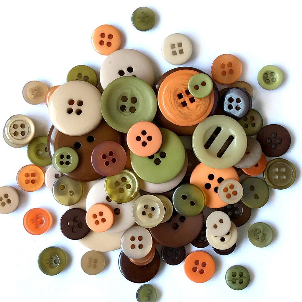 Cornucopia - HB110 - Buttons Galore and More