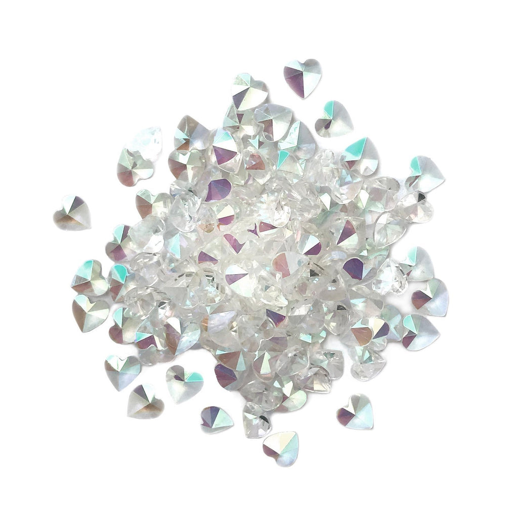 Crystal Hearts-SPK115 - Buttons Galore and More