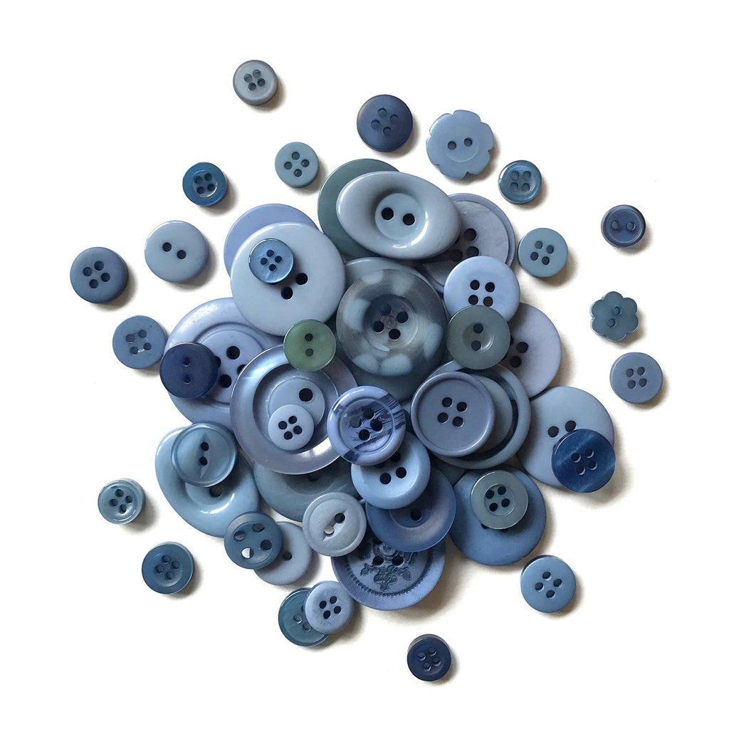 Deep Blue Sea - BCB121 - Buttons Galore and More