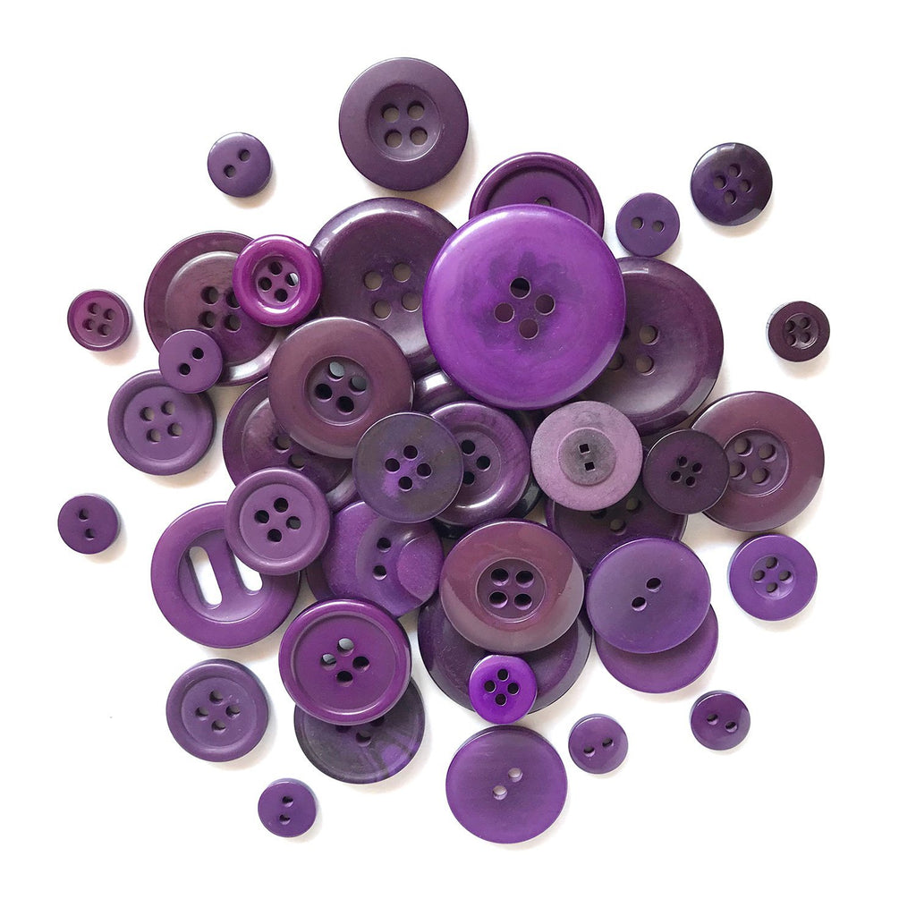 Grape Juice - BCB109 - Buttons Galore and More
