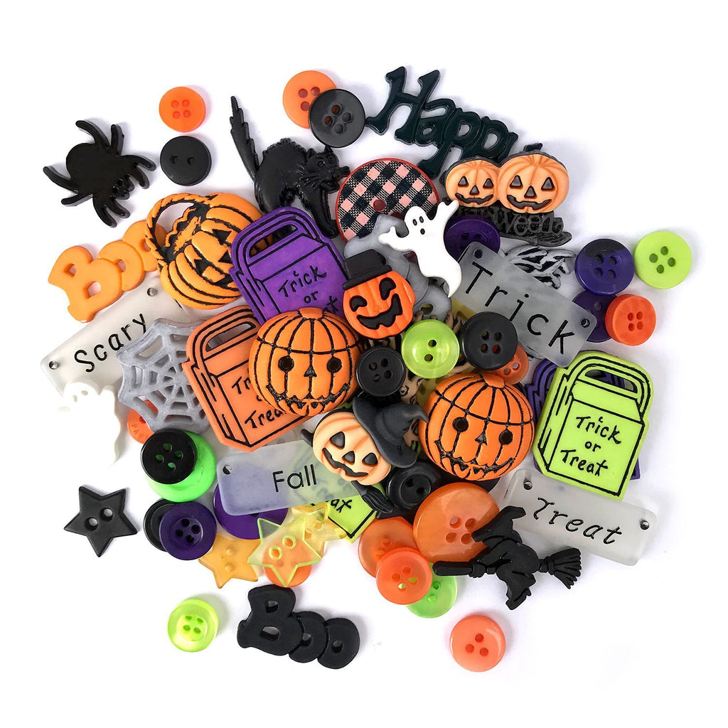 Halloween-VP316 - Buttons Galore and More