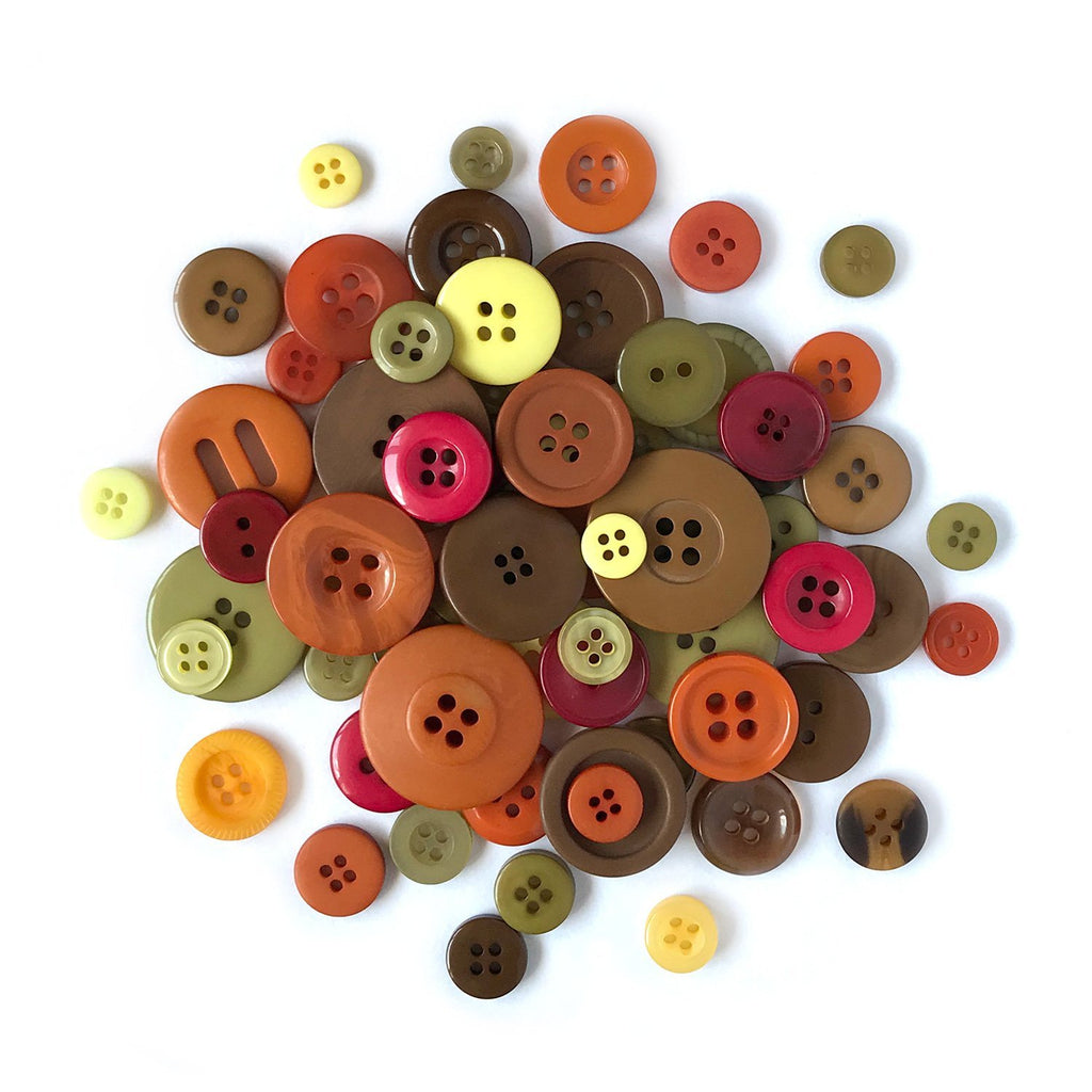 Harvest-MJ116 - Buttons Galore and More