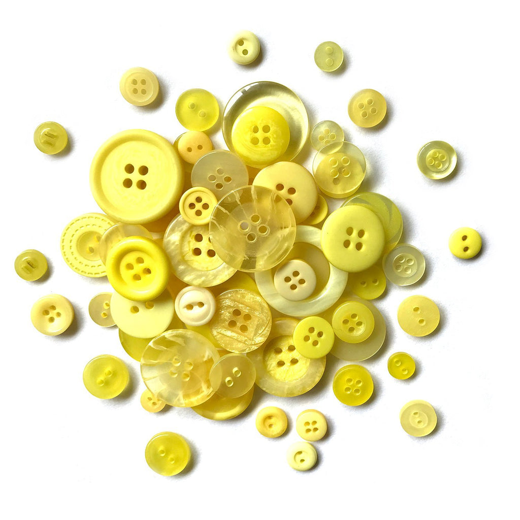 Lemon Twist-MJ101 - Buttons Galore and More