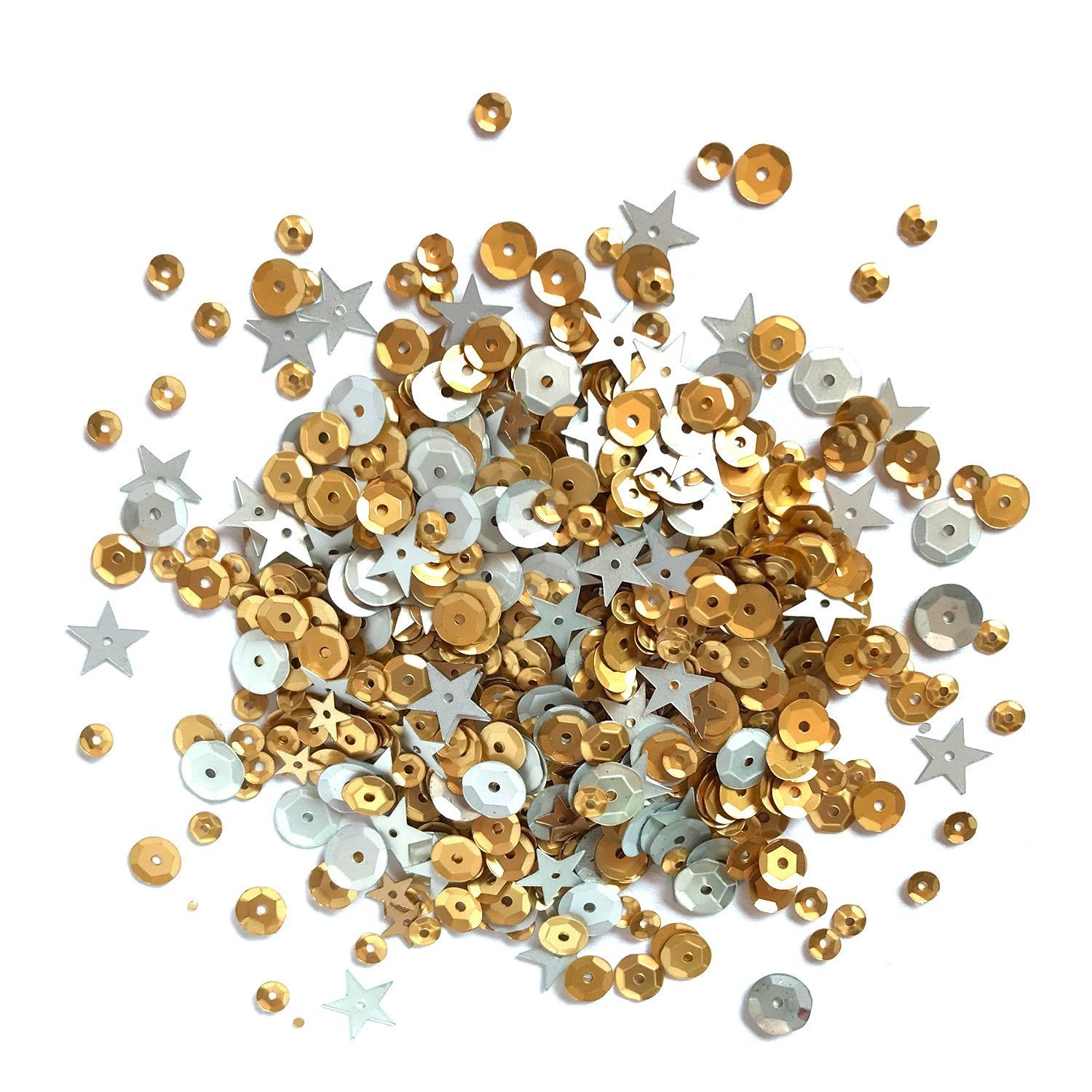 Metallic - Bulk Sequins