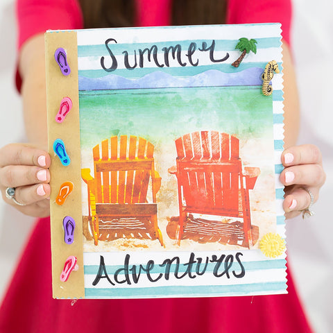 Mini Vacation Flip Book Bundle