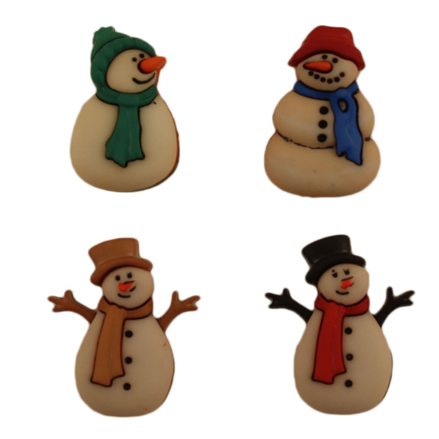 Old Fashioned Snowmen-4791