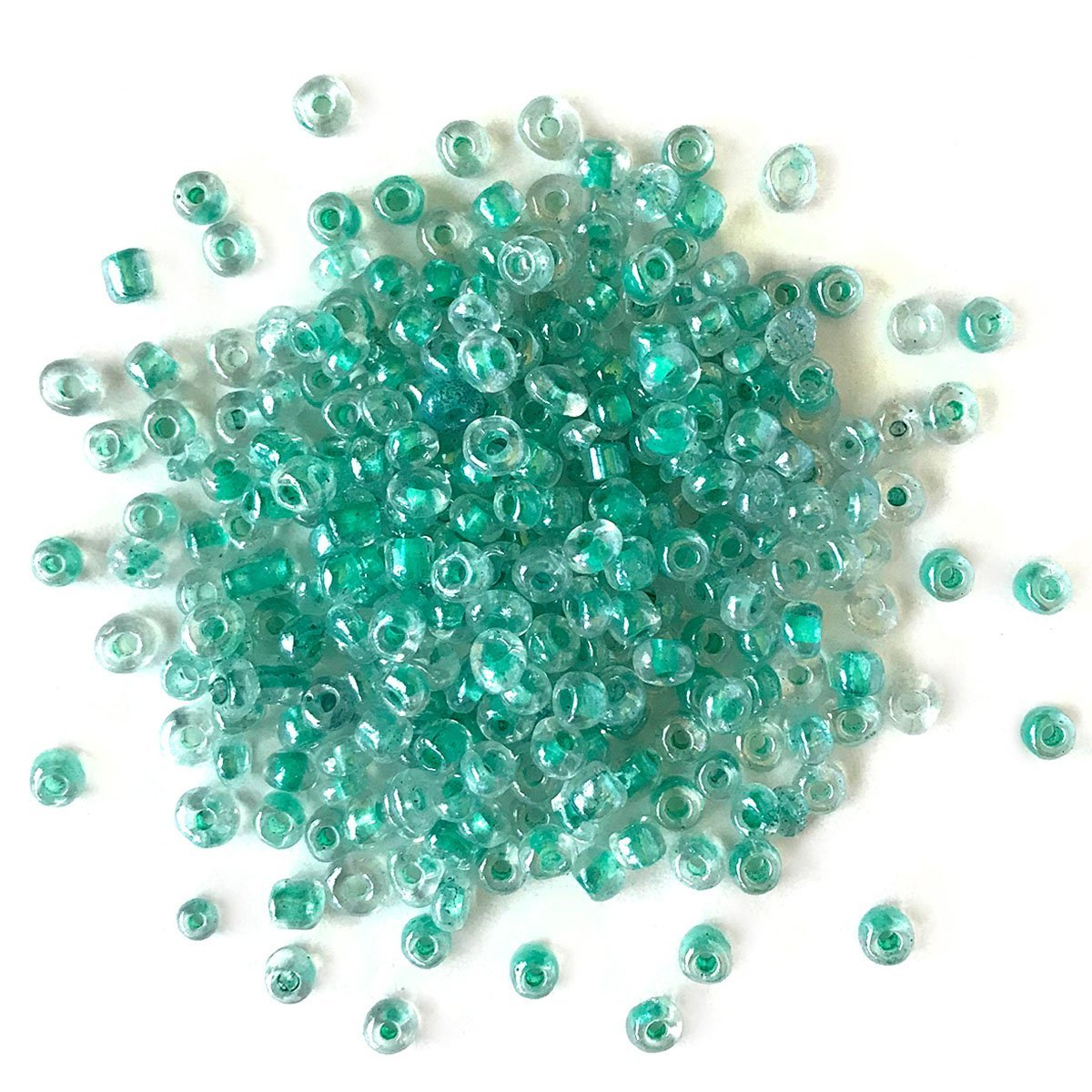 Pacific Opal Seed Beads - 6/0