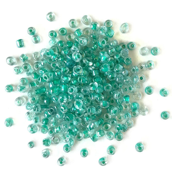 Pacific Opal Seed Beads - 6/0 - Buttons Galore and More