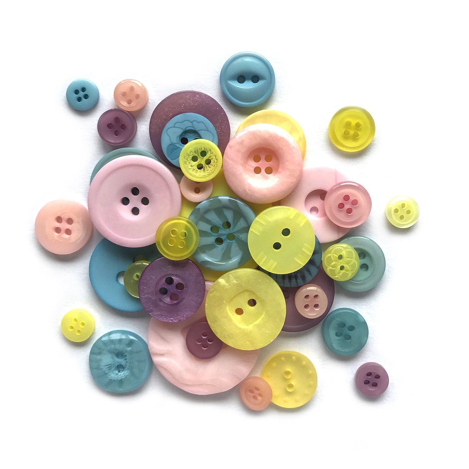 Pastel Buttons - BB16