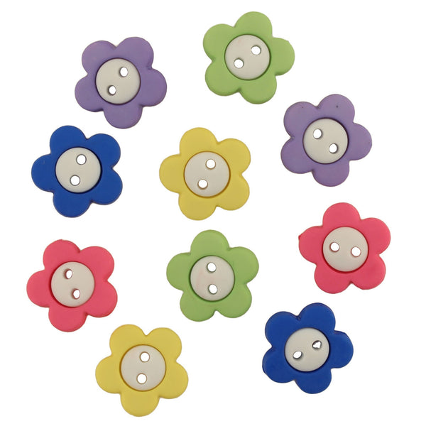 Pretty Posies - 2100 - Buttons Galore and More