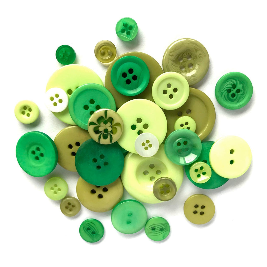 Rainforest - BB40 - Buttons Galore and More