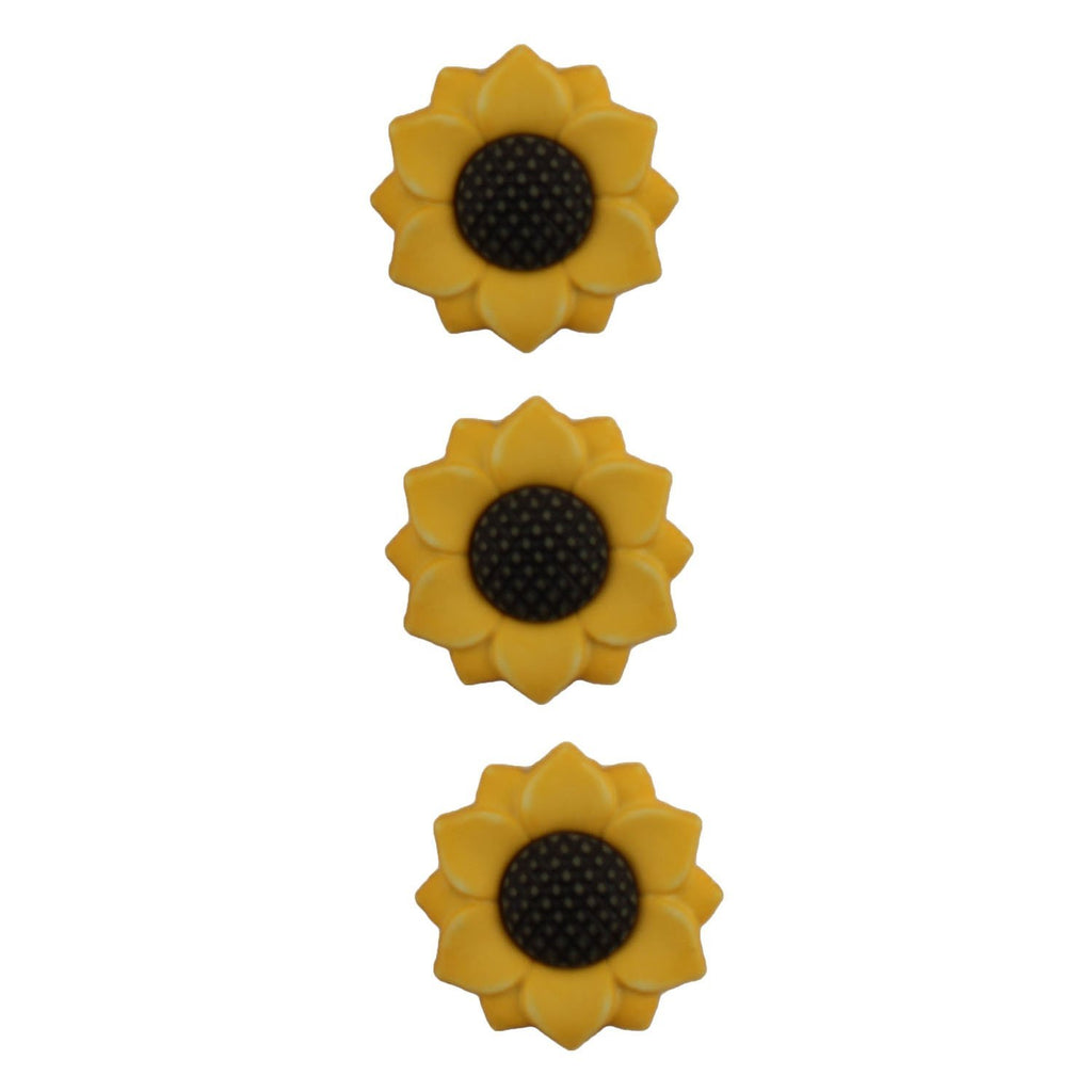 Sunflowers-FA122 - Buttons Galore and More
