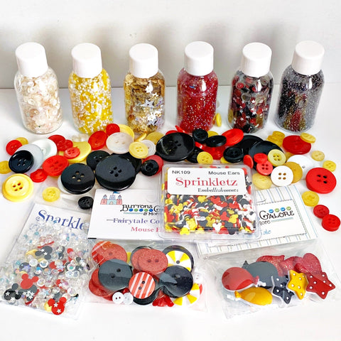 The Ultimate Magical Embellishment Package