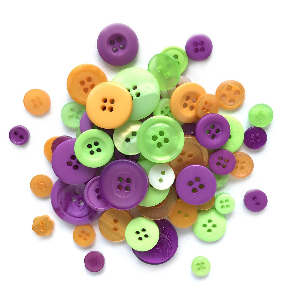 Trick or Treat - BCB129 - Buttons Galore and More
