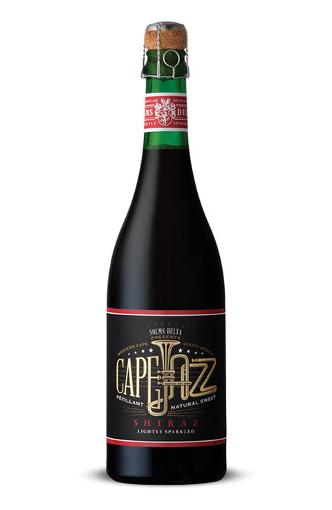 Cape Jazz Shiraz NV