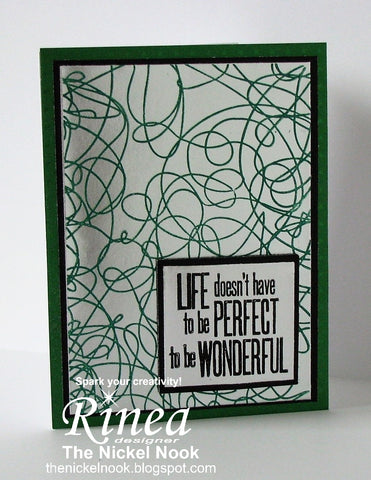 Wonderful Life Card