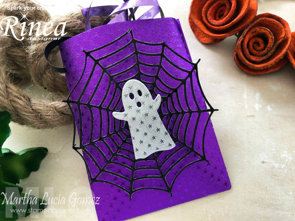 Halloween Small Bag by Martha Lucia