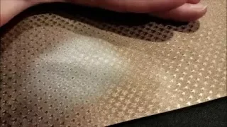 How to Sand Rinea Foiled Paper