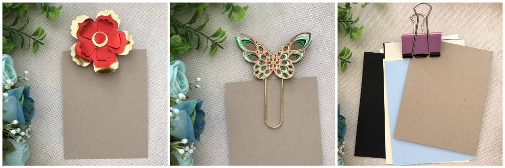 Bookmarks and clips by Martha Lucia
