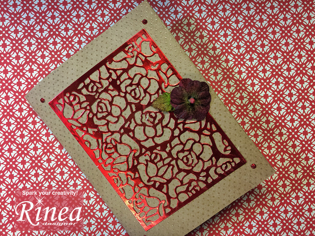 DIY a Journal with Rinea