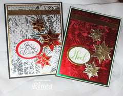 Rinea Jolly Variety Foiled Paper