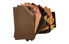 Rinea Earth Tones Variety Foiled Paper