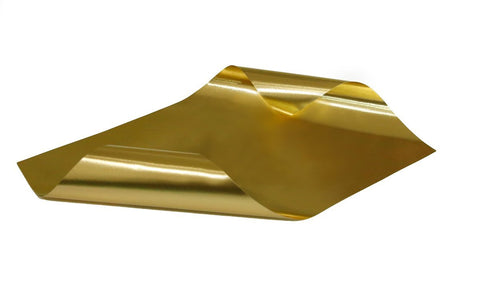 Glossy Gold Foiled Paper
