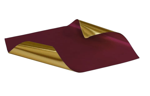 Merlot/Gold Glossy Solid Pack - Rinea