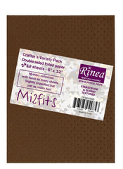 Rinea Misfits Variety Foiled Paper