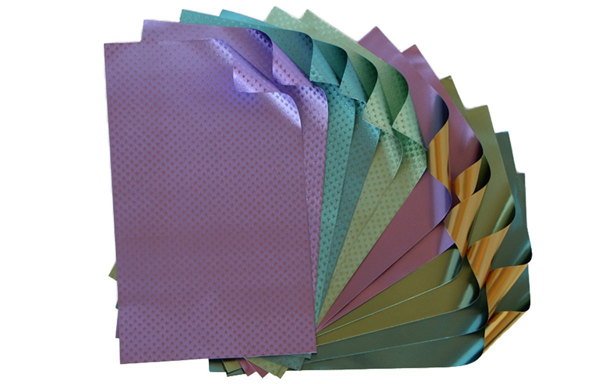 Rinea Pastels Variety Foiled Paper