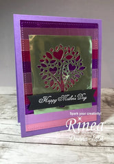 Rinea Princess Variety Foiled Paper